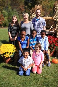 The Brainerd Family
