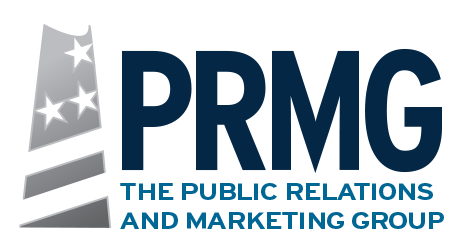 The Public Relations and Marketing Group Logo