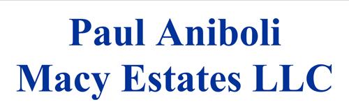 Paul Aniboli Macy Estates LLC